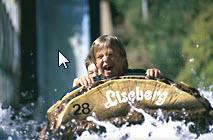 Liseberg är barnens favorit