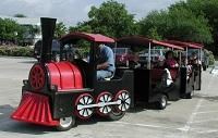 Tåg för barnen