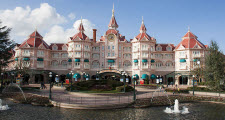 Disneyland Paris hotell