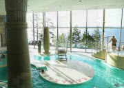 Vildmarkshotellets spa