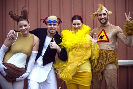 Djurovision Song Contest – familjeföreställning i Sverige under sommaren post image
