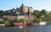 Sightseeing ingår i Stockholmspaketet