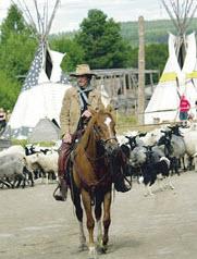 Western farm – här kan barn uppleva vilda västern i Boden post image