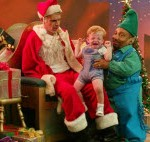 Billy Bob Thornton som Bad Santa
