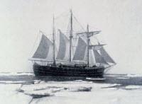 Det norska skeppet Fram