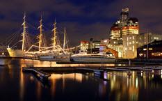 Göteborg är ett populärt resmål för skolbarn