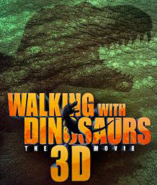 Dinosauriernas tid som film – Walking with Dinosaurs 3D post image
