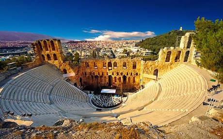 Aten är ett relativt nytt chartermål